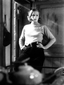 Greta Garbo in ANNA CHRISTIE, 1930 | Keine Weitergabe an Wiederverkäufer.