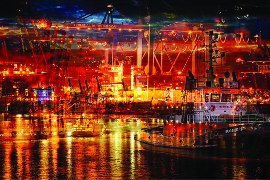 Hafenfeuer