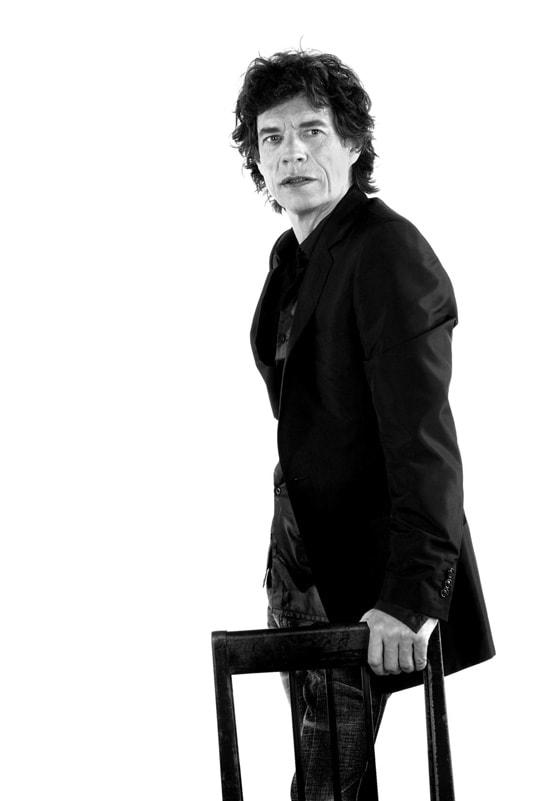 Mick Jagger, 2001