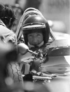 Formel-1-Rennfahrer Jochen Rindt