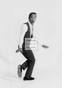 Sammy Davis, Jr. Dancing